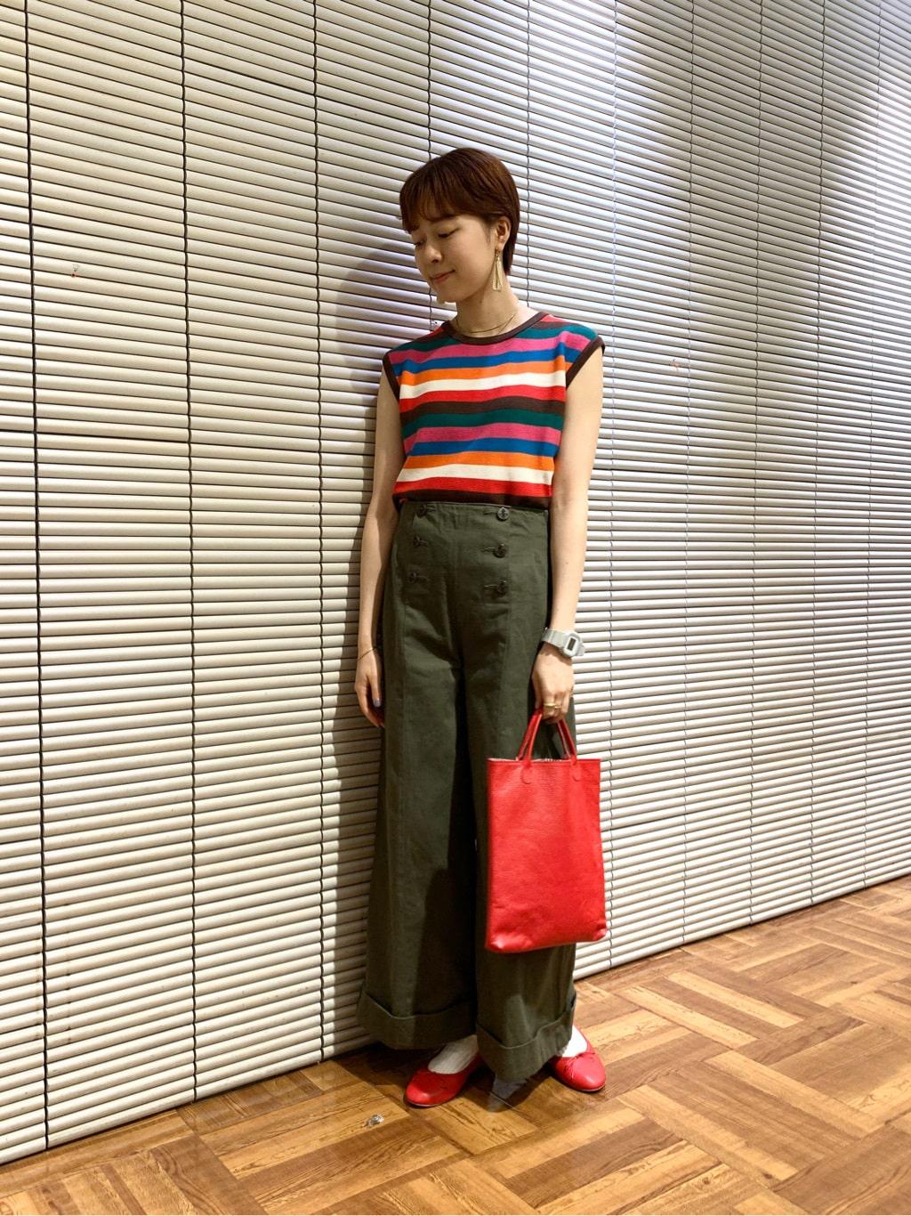 AMB SHOP CHILD WOMAN CHILD WOMAN , PAR ICI ルミネ横浜 身長:158cm 2020.07.21