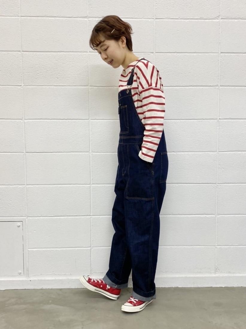 - CHILD WOMAN CHILD WOMAN , PAR ICI ルミネ横浜 身長:158cm 2020.10.27