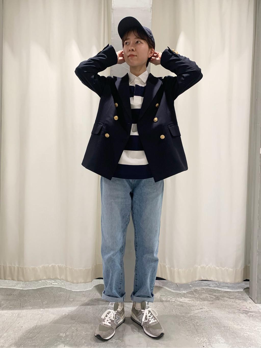 - CHILD WOMAN CHILD WOMAN , PAR ICI ルミネ横浜 身長:158cm 2021.02.26