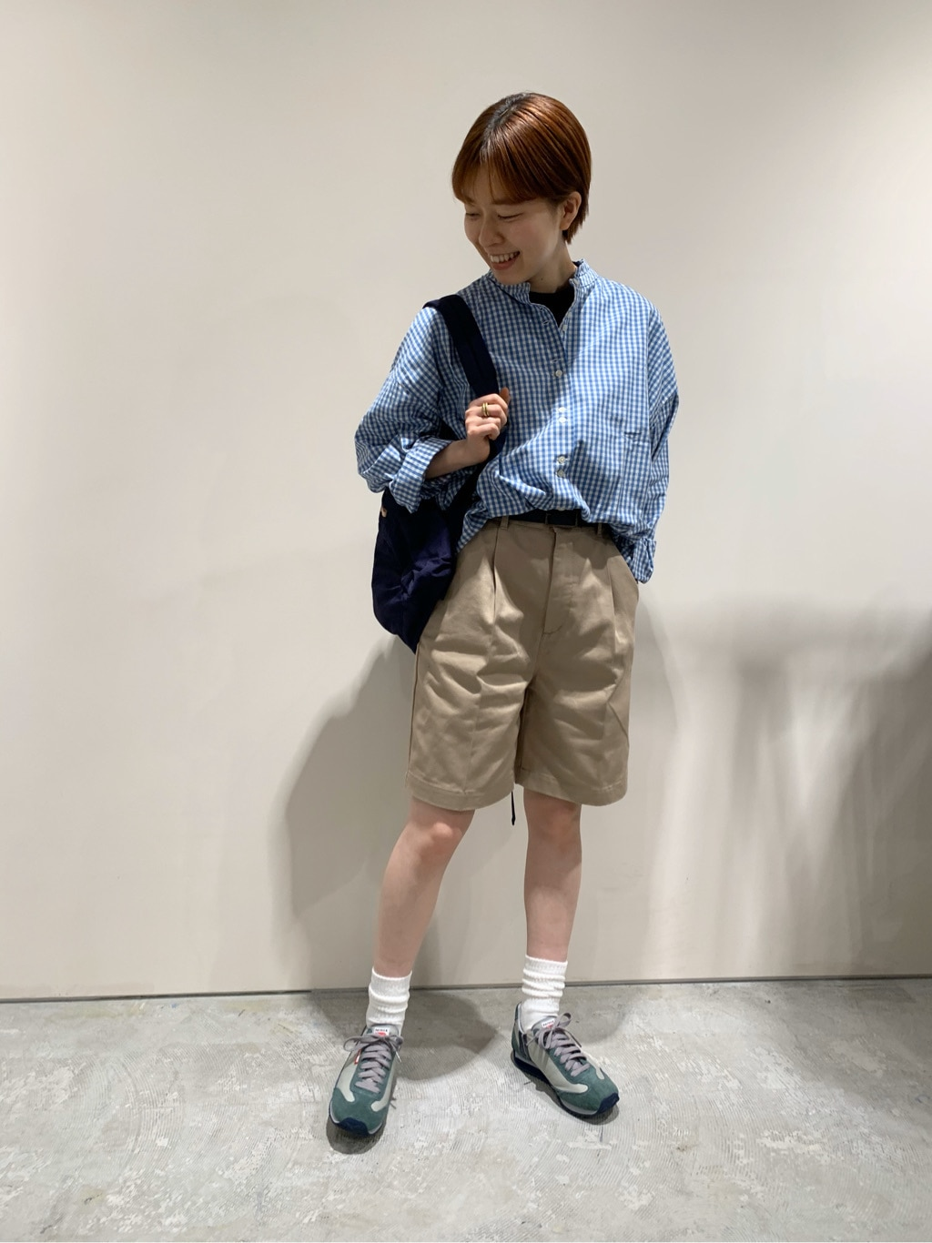 AMB SHOP CHILD WOMAN CHILD WOMAN , PAR ICI ルミネ横浜 身長:158cm 2020.07.11