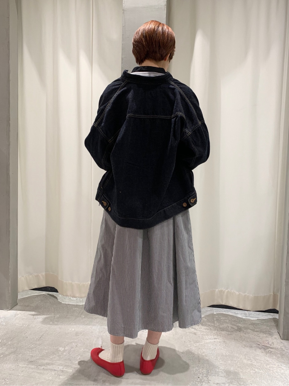 AMB SHOP CHILD WOMAN CHILD WOMAN , PAR ICI ルミネ横浜 身長:158cm 2020.04.03