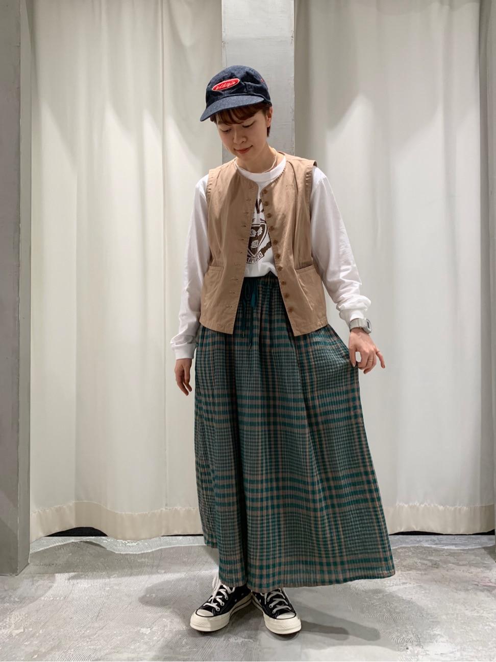 - CHILD WOMAN CHILD WOMAN , PAR ICI ルミネ横浜 身長:158cm 2020.09.02