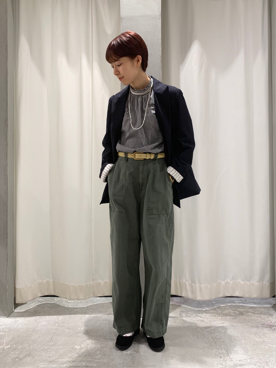 - CHILD WOMAN CHILD WOMAN , PAR ICI ルミネ横浜 身長:158cm 2020.10.07