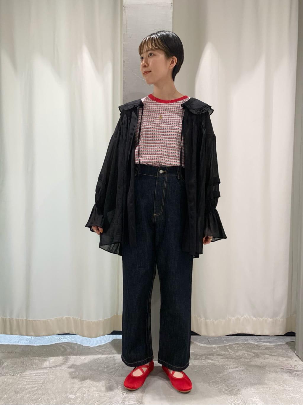 CHILD WOMAN , PAR ICI ルミネ横浜 2021.08.13
