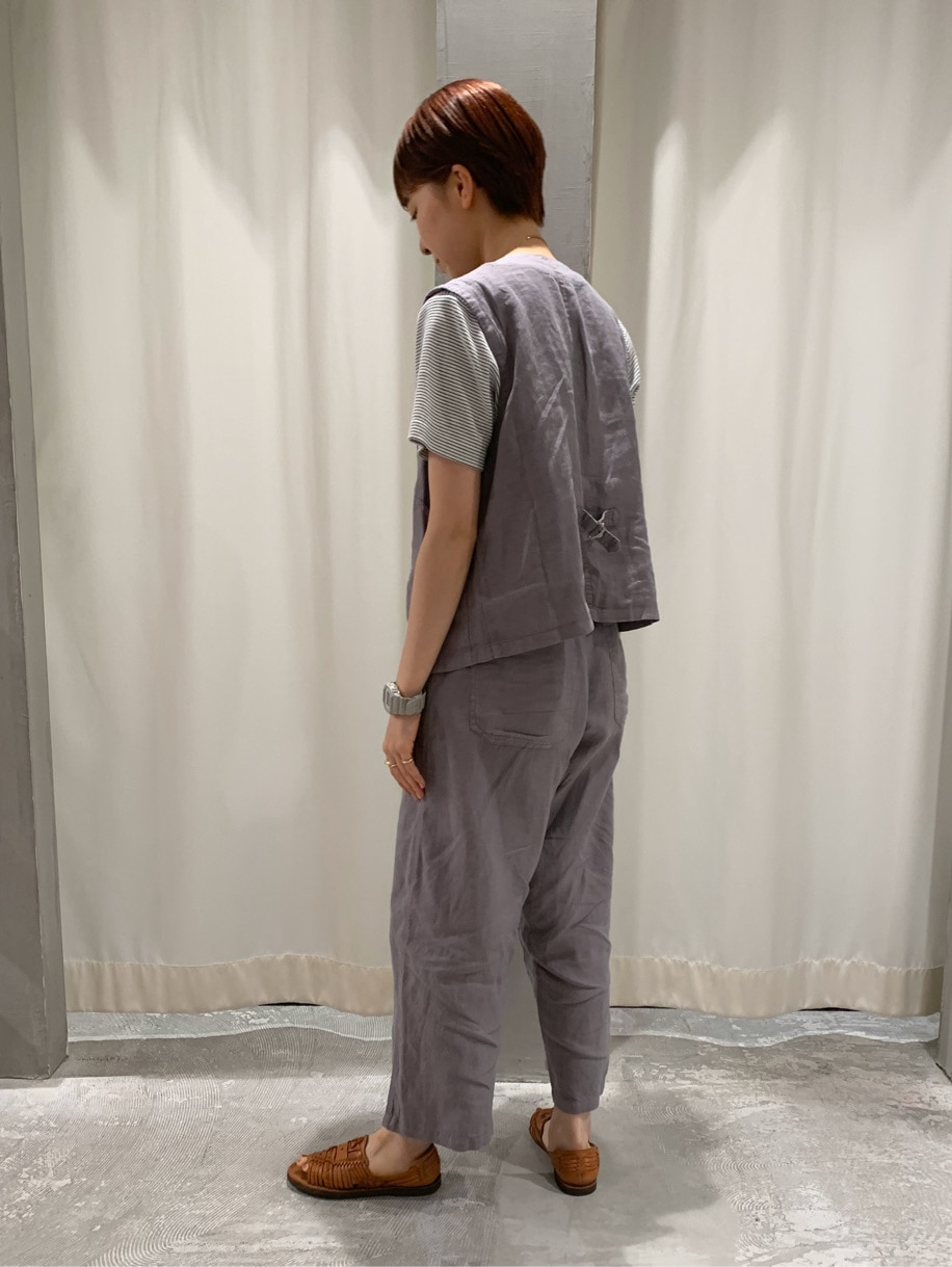 AMB SHOP CHILD WOMAN CHILD WOMAN , PAR ICI ルミネ横浜 身長:158cm 2020.07.15