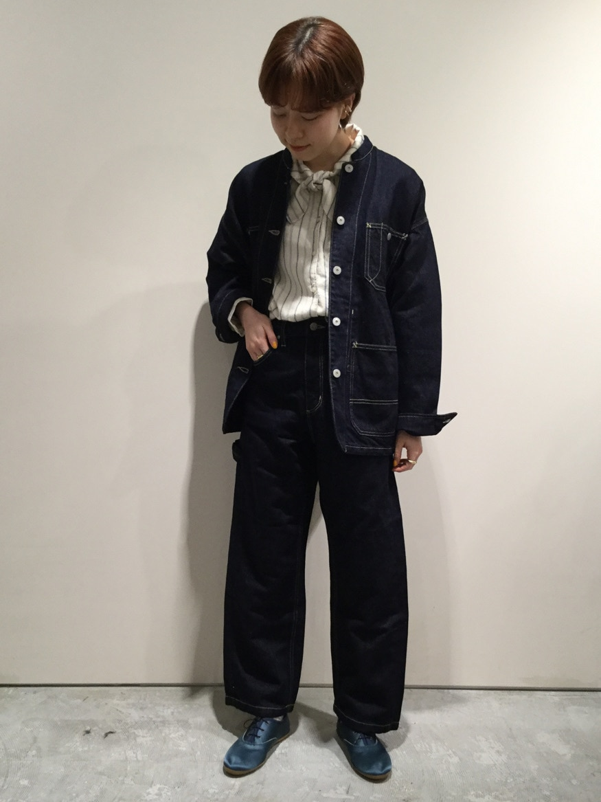 AMB SHOP CHILD WOMAN CHILD WOMAN , PAR ICI ルミネ横浜 身長:158cm 2020.04.08