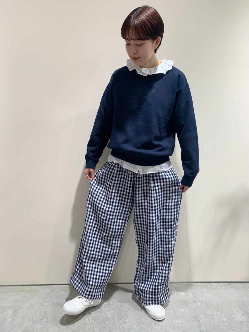 - CHILD WOMAN CHILD WOMAN , PAR ICI ルミネ横浜 身長:158cm 2021.02.05