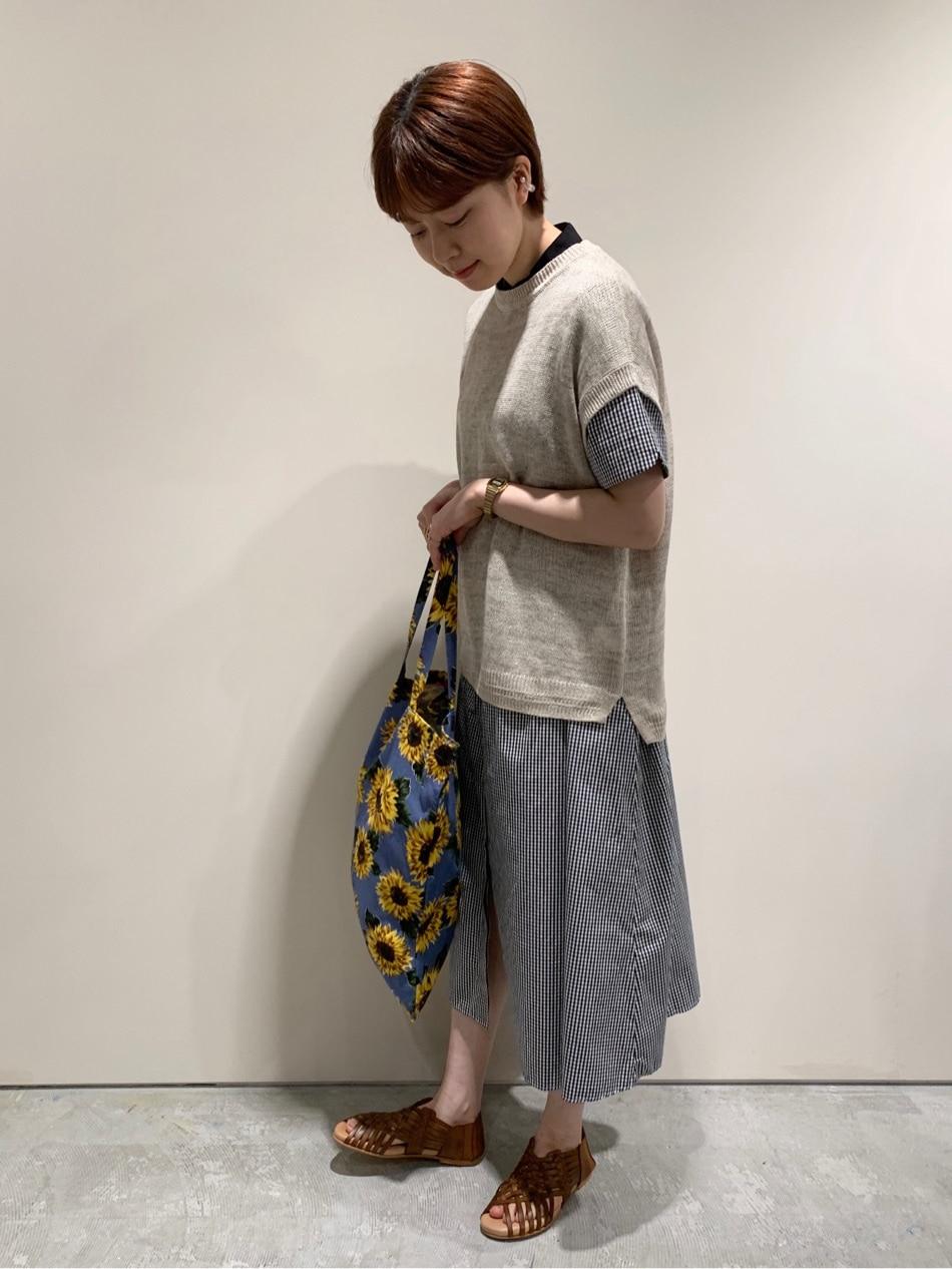 AMB SHOP CHILD WOMAN CHILD WOMAN , PAR ICI ルミネ横浜 身長:158cm 2020.06.13