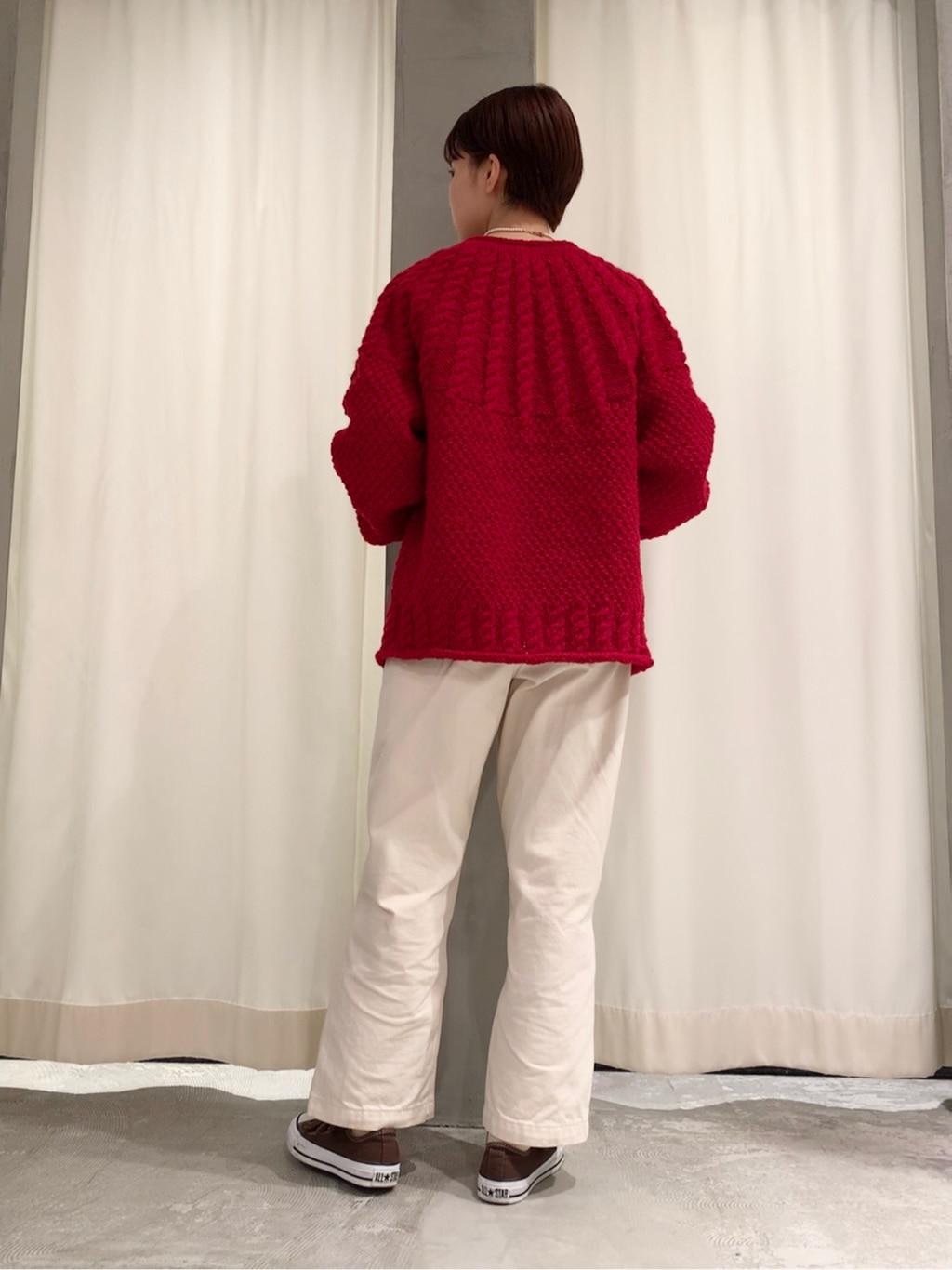 - CHILD WOMAN CHILD WOMAN , PAR ICI ルミネ横浜 身長:158cm 2020.10.12