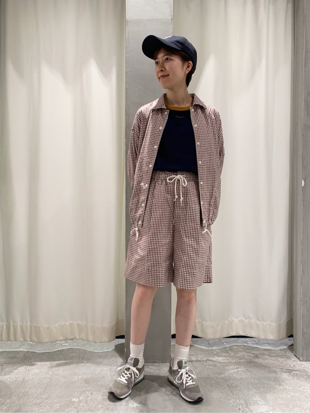 - CHILD WOMAN CHILD WOMAN , PAR ICI ルミネ横浜 身長:158cm 2021.05.19