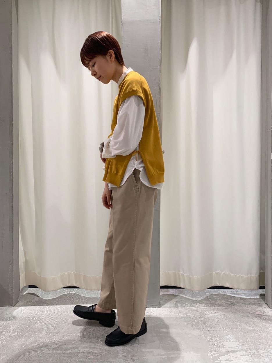 - CHILD WOMAN CHILD WOMAN , PAR ICI ルミネ横浜 身長:158cm 2020.08.15