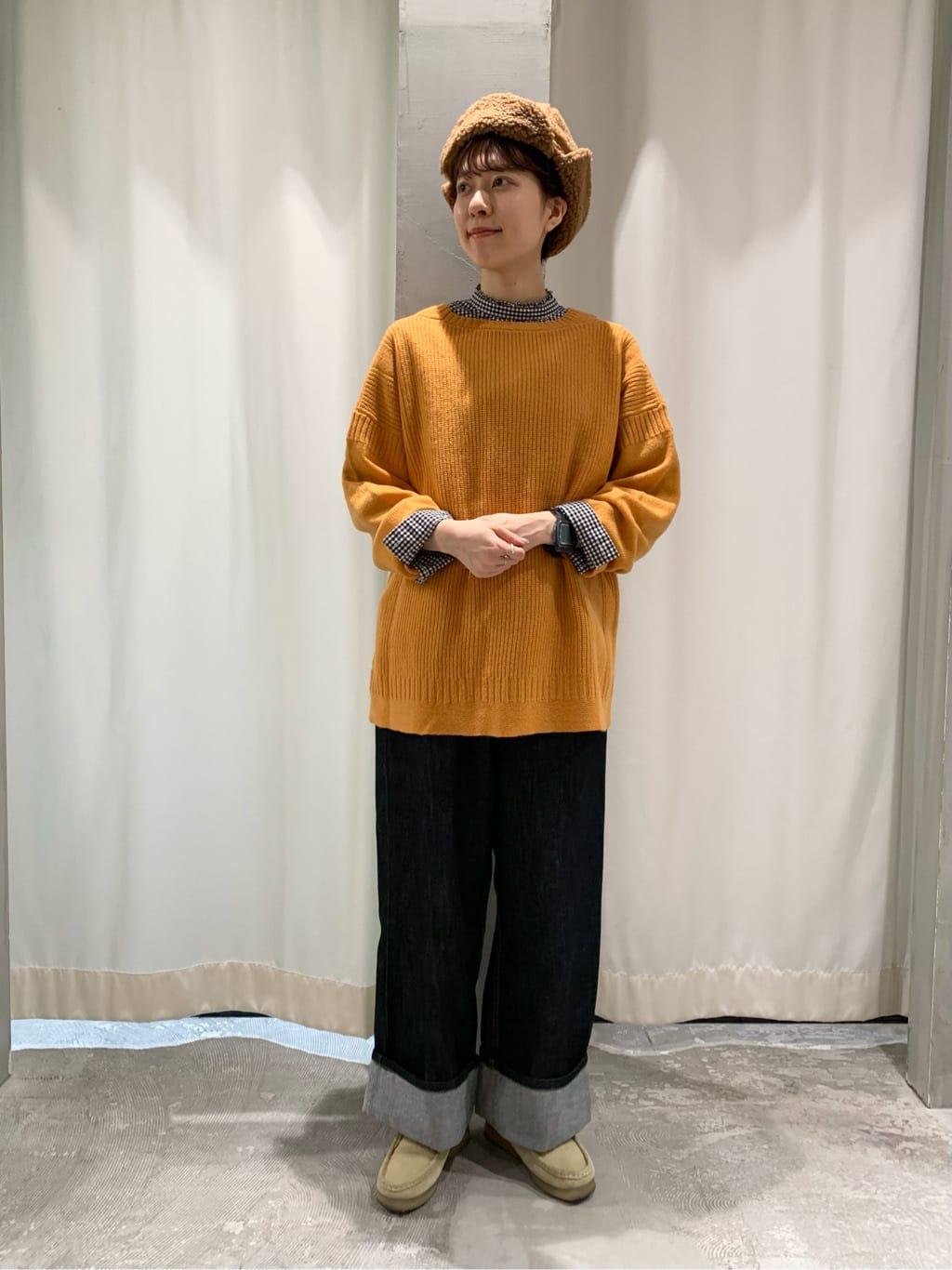 CHILD WOMAN , PAR ICI ルミネ横浜 2021.10.15