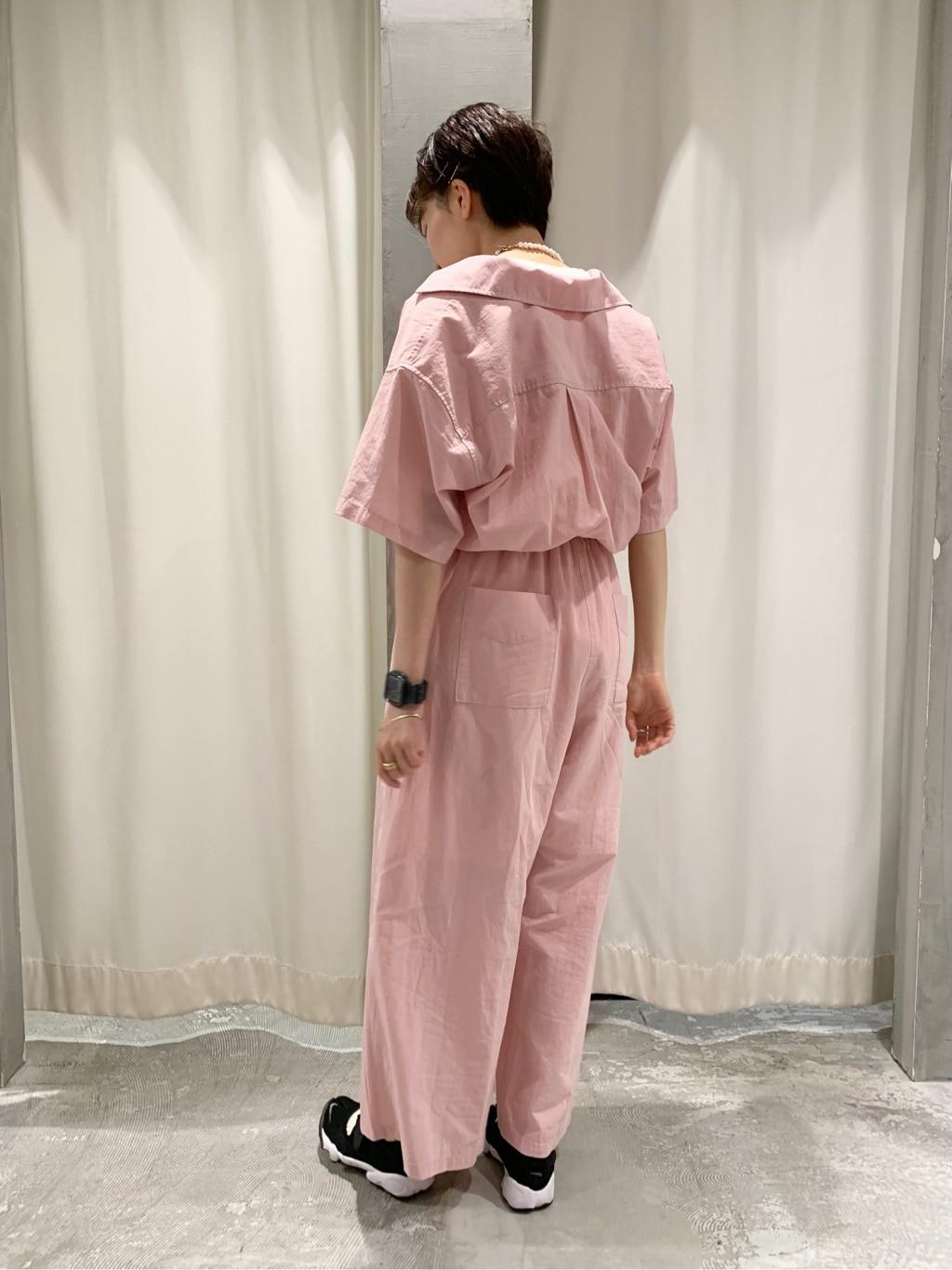 - CHILD WOMAN CHILD WOMAN , PAR ICI ルミネ横浜 身長:158cm 2021.04.20