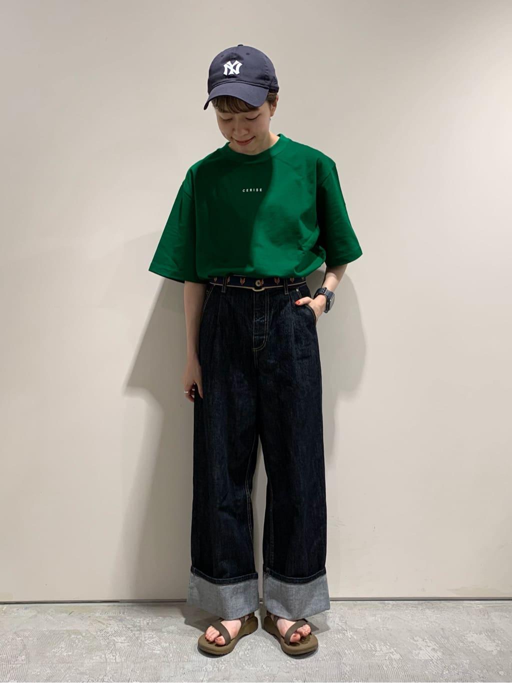 - CHILD WOMAN CHILD WOMAN , PAR ICI ルミネ横浜 身長:158cm 2021.07.26