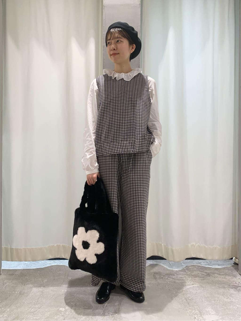 - CHILD WOMAN CHILD WOMAN , PAR ICI ルミネ横浜 身長:158cm 2021.09.10