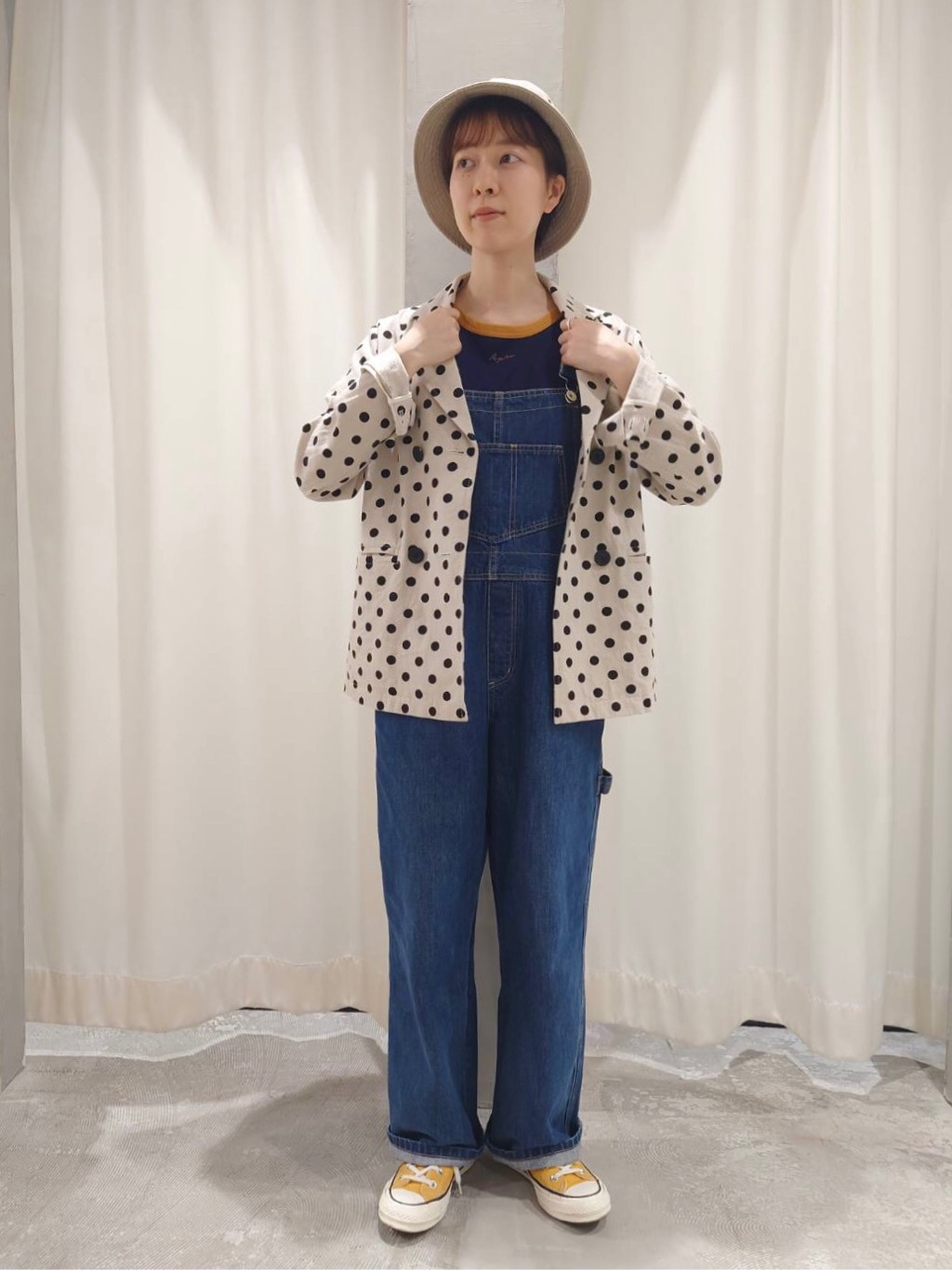 - CHILD WOMAN CHILD WOMAN , PAR ICI ルミネ横浜 身長:158cm 2021.05.22