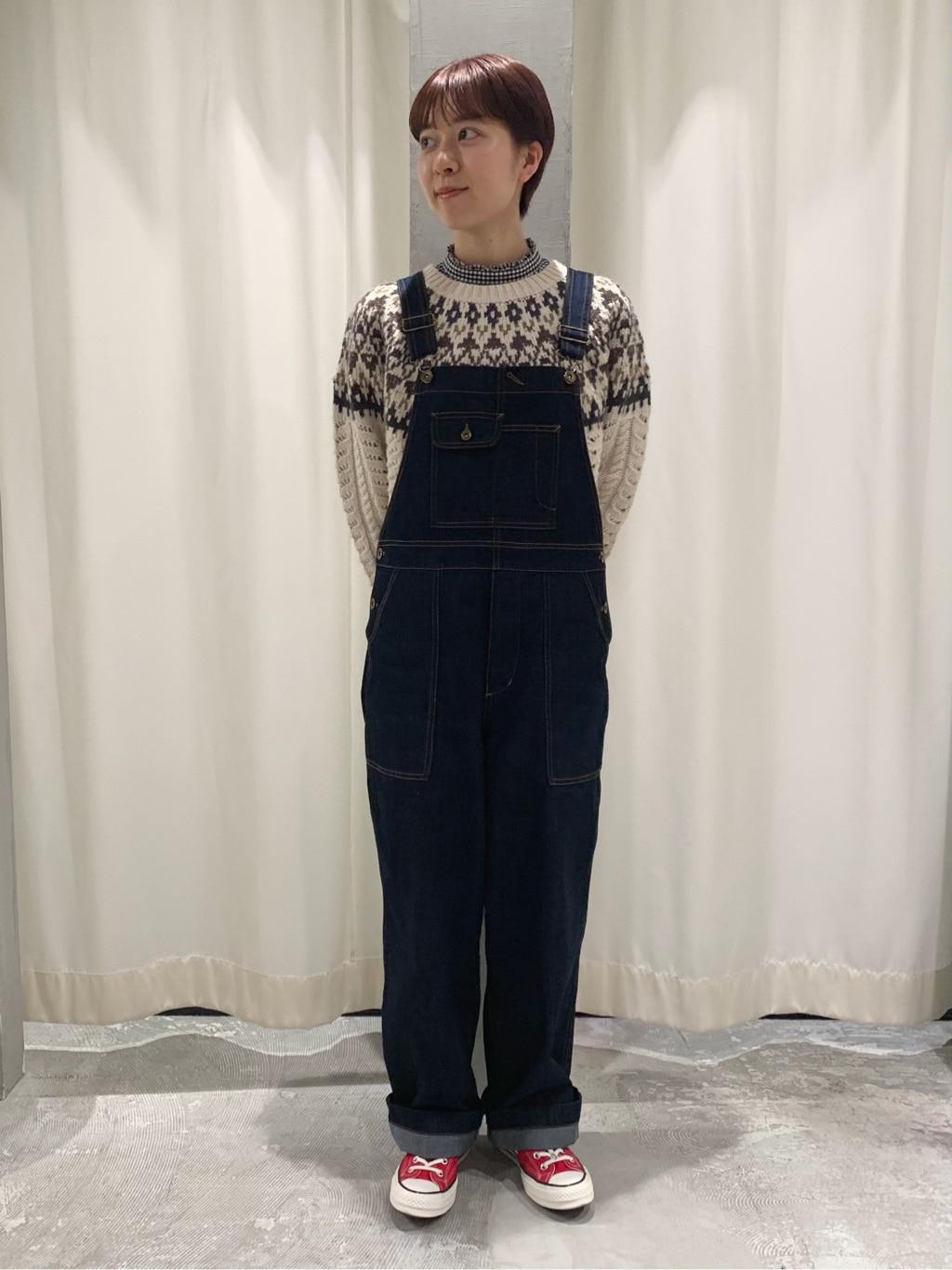 CHILD WOMAN , PAR ICI ルミネ横浜 2020.11.17
