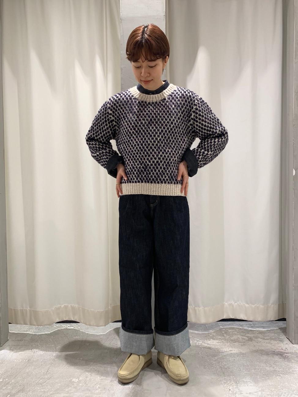- CHILD WOMAN CHILD WOMAN , PAR ICI ルミネ横浜 身長:158cm 2020.09.30