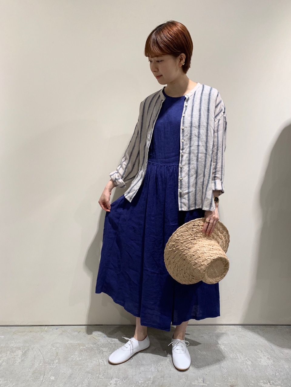 AMB SHOP CHILD WOMAN CHILD WOMAN , PAR ICI ルミネ横浜 身長:158cm 2020.06.11