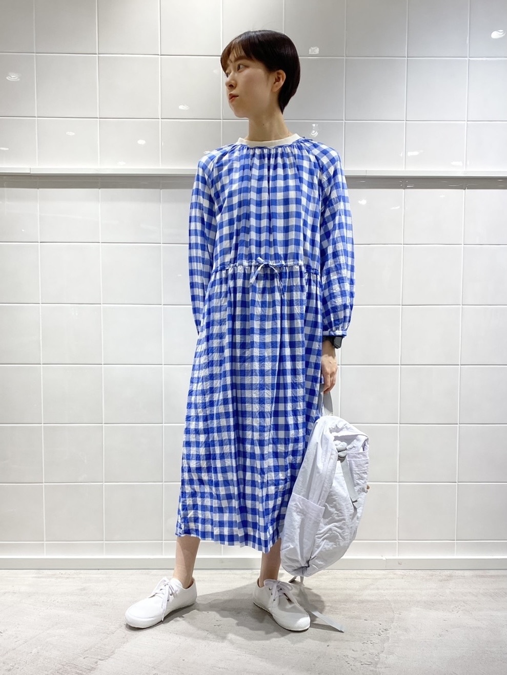 - CHILD WOMAN CHILD WOMAN , PAR ICI ルミネ横浜 身長:158cm 2021.03.12