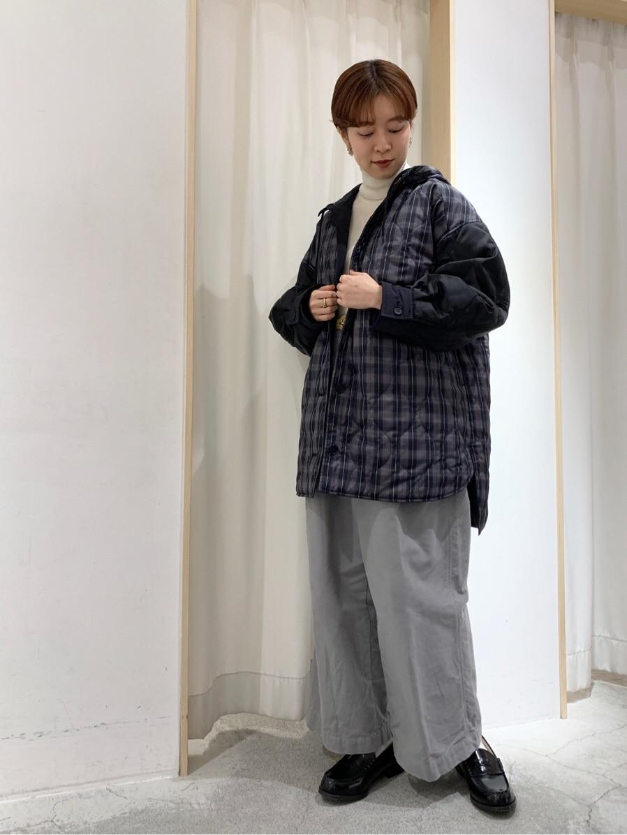 Dot and Stripes CHILD WOMAN ルミネ池袋 身長:158cm 2019.11.07