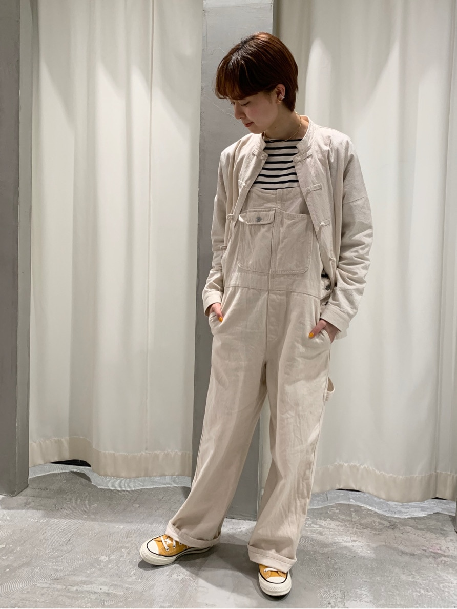 AMB SHOP CHILD WOMAN CHILD WOMAN , PAR ICI ルミネ横浜 身長:158cm 2020.04.02