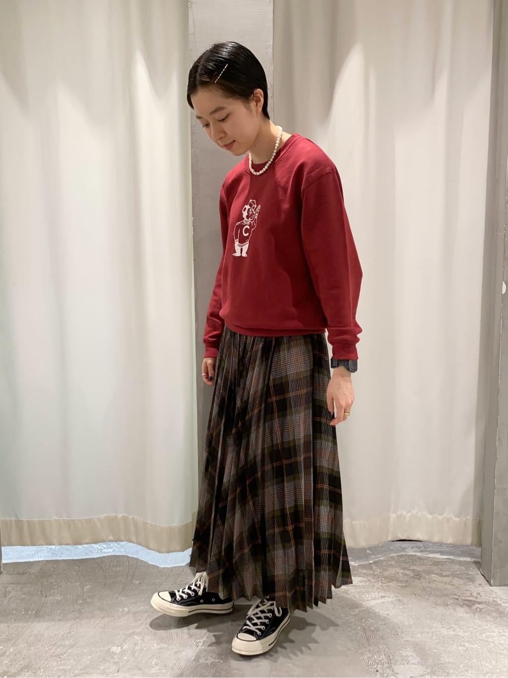 - CHILD WOMAN CHILD WOMAN , PAR ICI ルミネ横浜 身長:158cm 2021.09.07