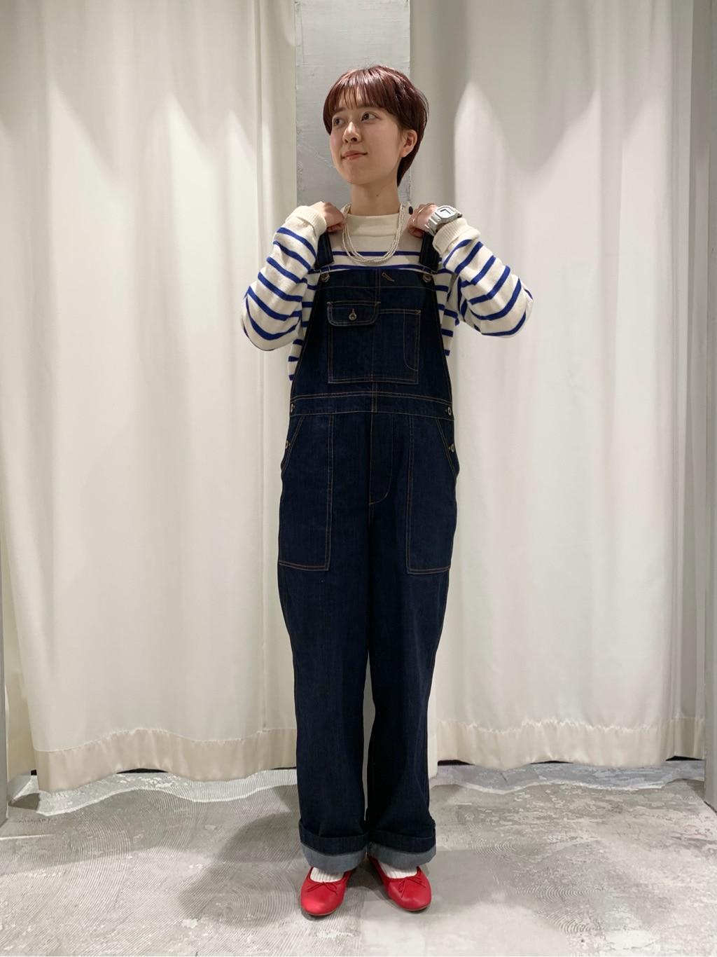 - CHILD WOMAN CHILD WOMAN , PAR ICI ルミネ横浜 身長:158cm 2020.12.22