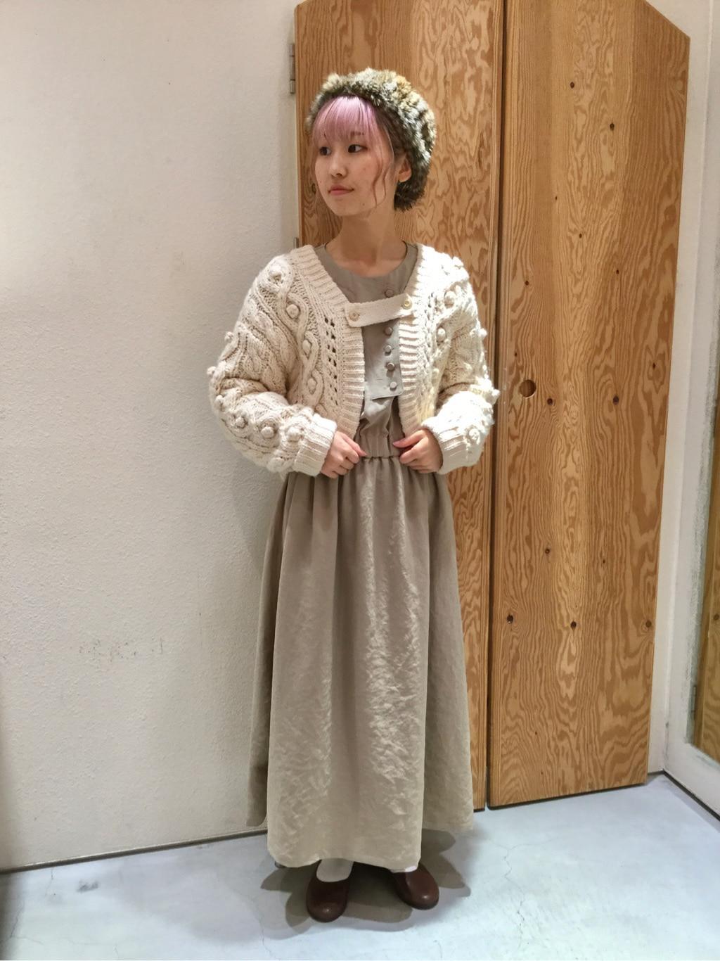 l'atelier du savon グランフロント大阪 身長:157cm 2019.11.17