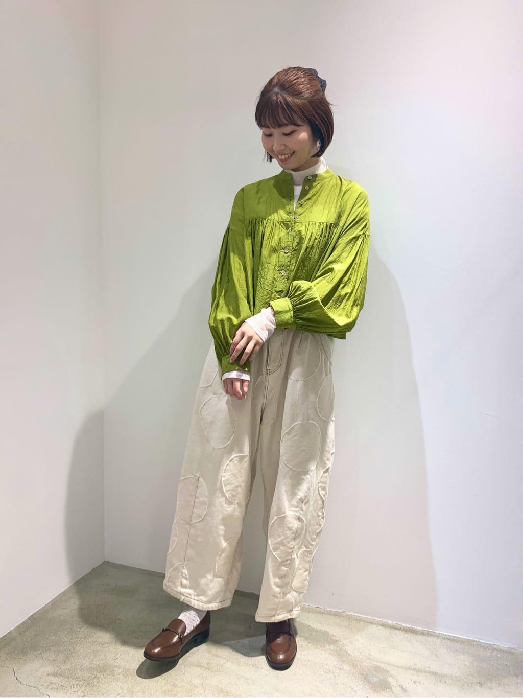 l'atelier du savon ルクア大阪 身長:157cm 2021.08.19
