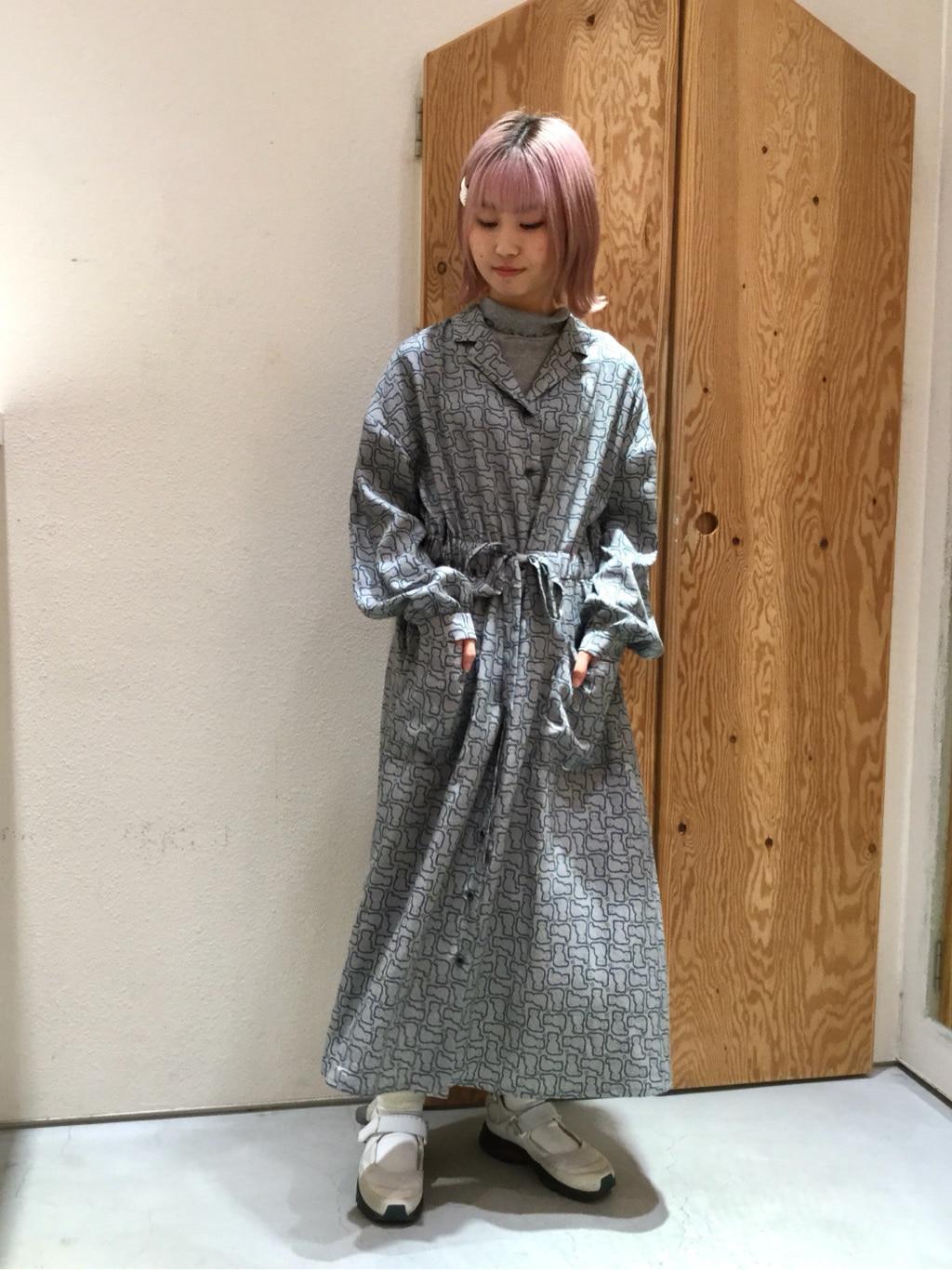 l'atelier du savon グランフロント大阪 身長:157cm 2019.12.09
