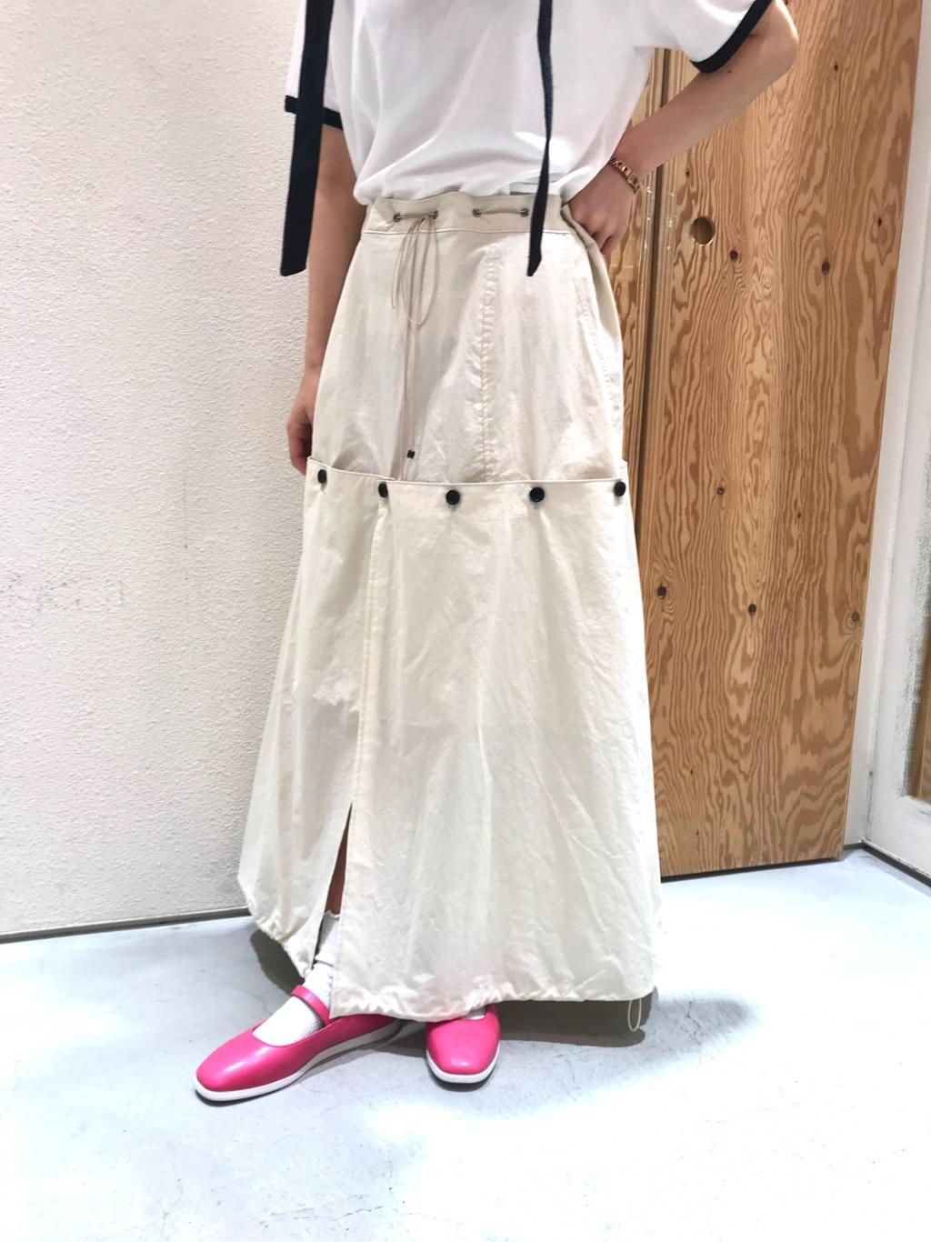l'atelier du savon グランフロント大阪 身長:157cm 2020.07.03