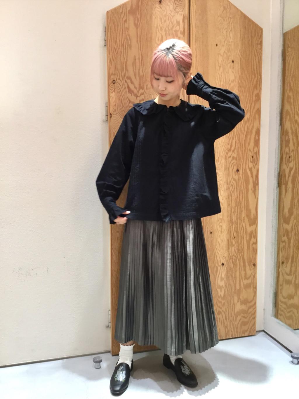 l'atelier du savon グランフロント大阪 身長:157cm 2019.10.10