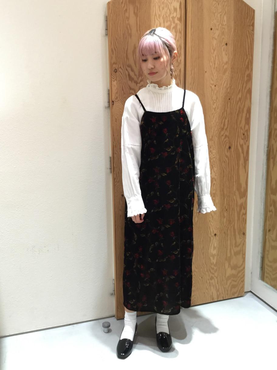 l'atelier du savon グランフロント大阪 身長:157cm 2019.11.26