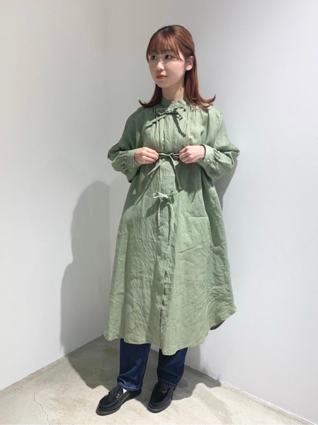 l'atelier du savon ルクア大阪 身長:157cm 2021.04.30
