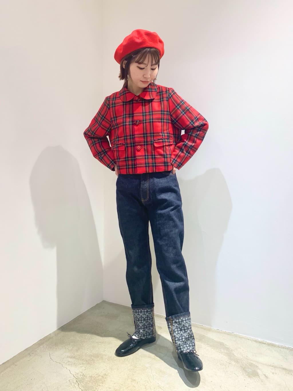 l'atelier du savon ルクア大阪 身長:157cm 2021.09.14