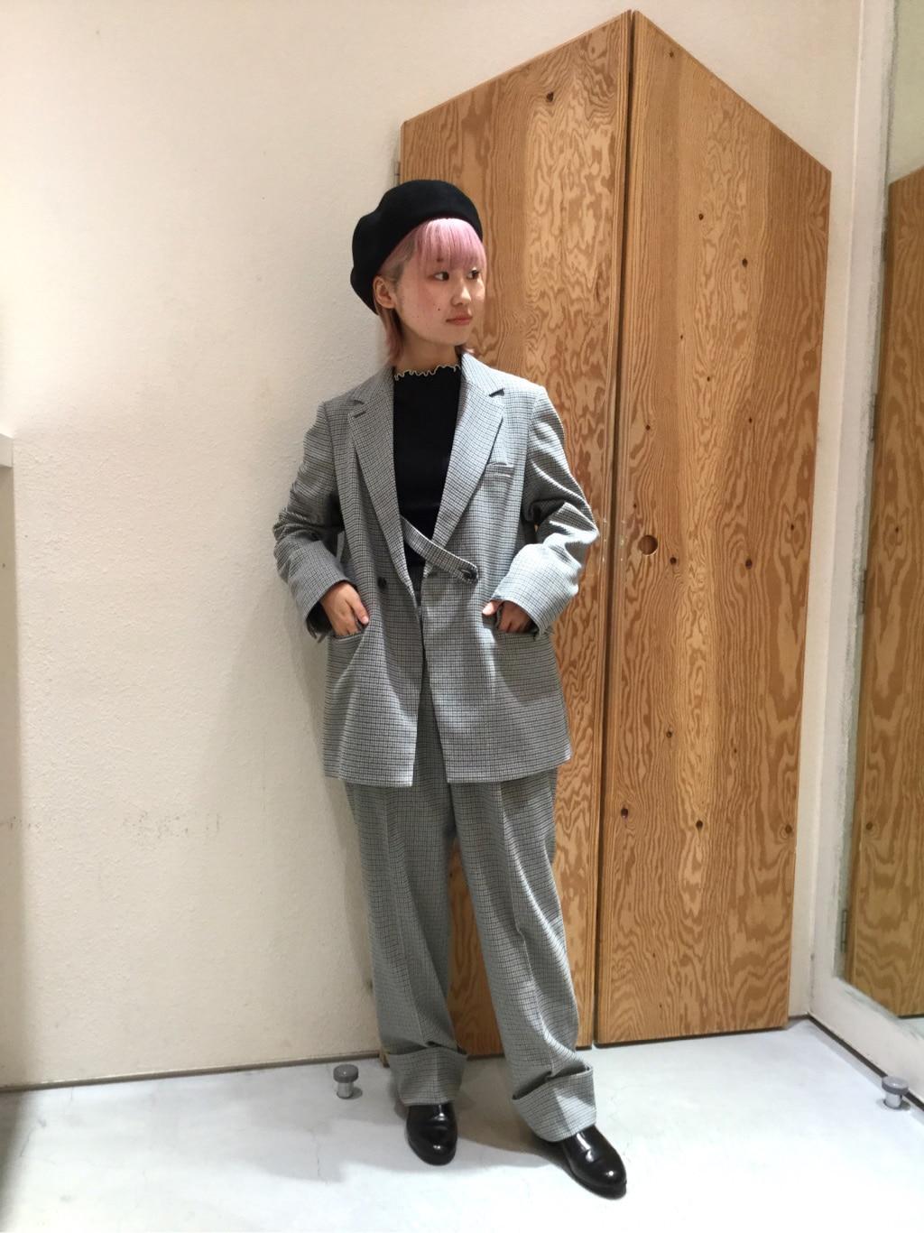 l'atelier du savon グランフロント大阪 身長:157cm 2019.10.31