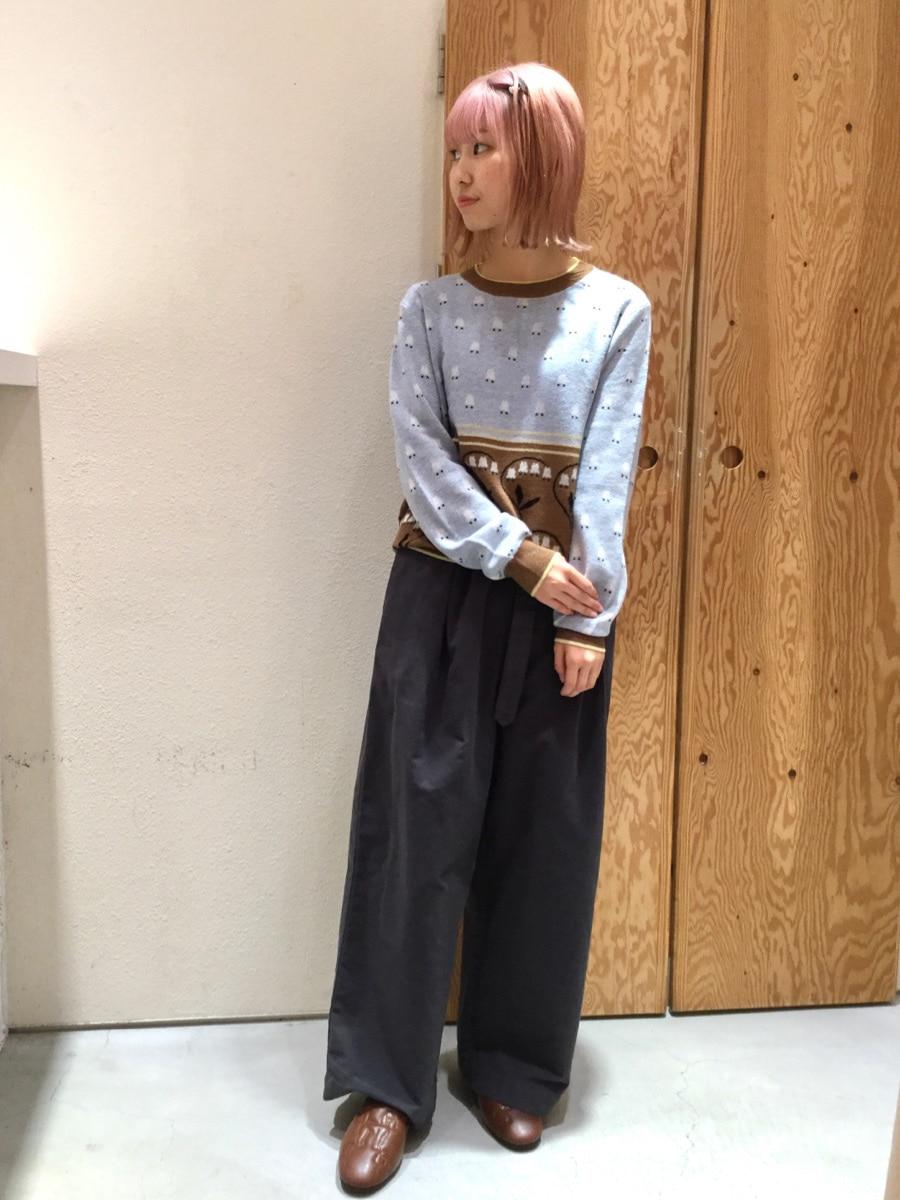 l'atelier du savon グランフロント大阪 身長:157cm 2019.11.01