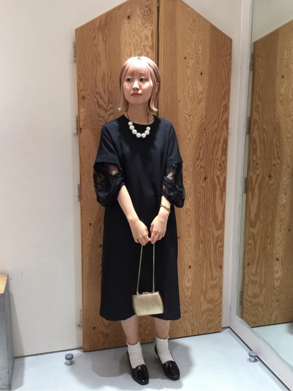 l'atelier du savon グランフロント大阪 身長:157cm 2019.08.29