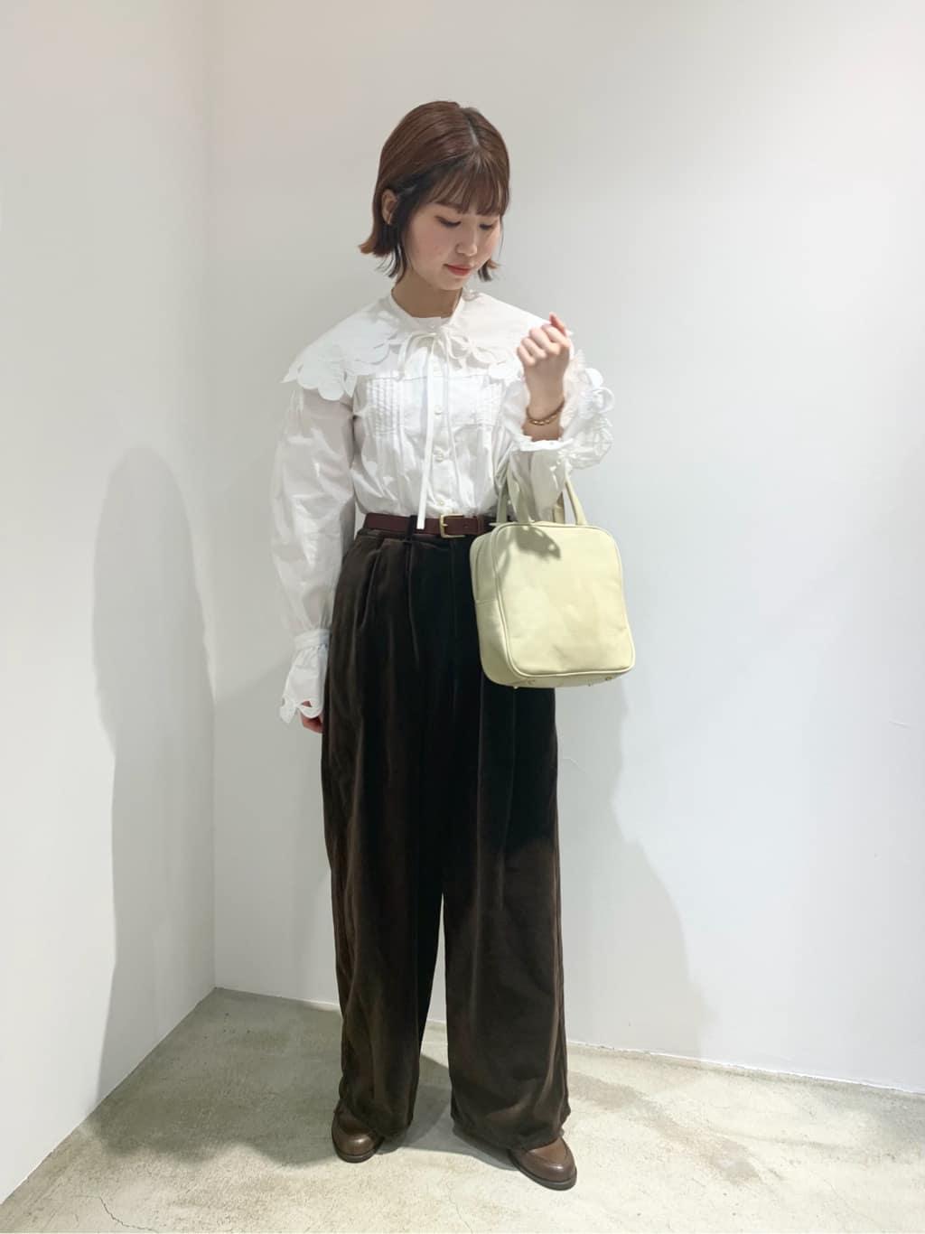 l'atelier du savon ルクア大阪 身長:157cm 2021.08.31