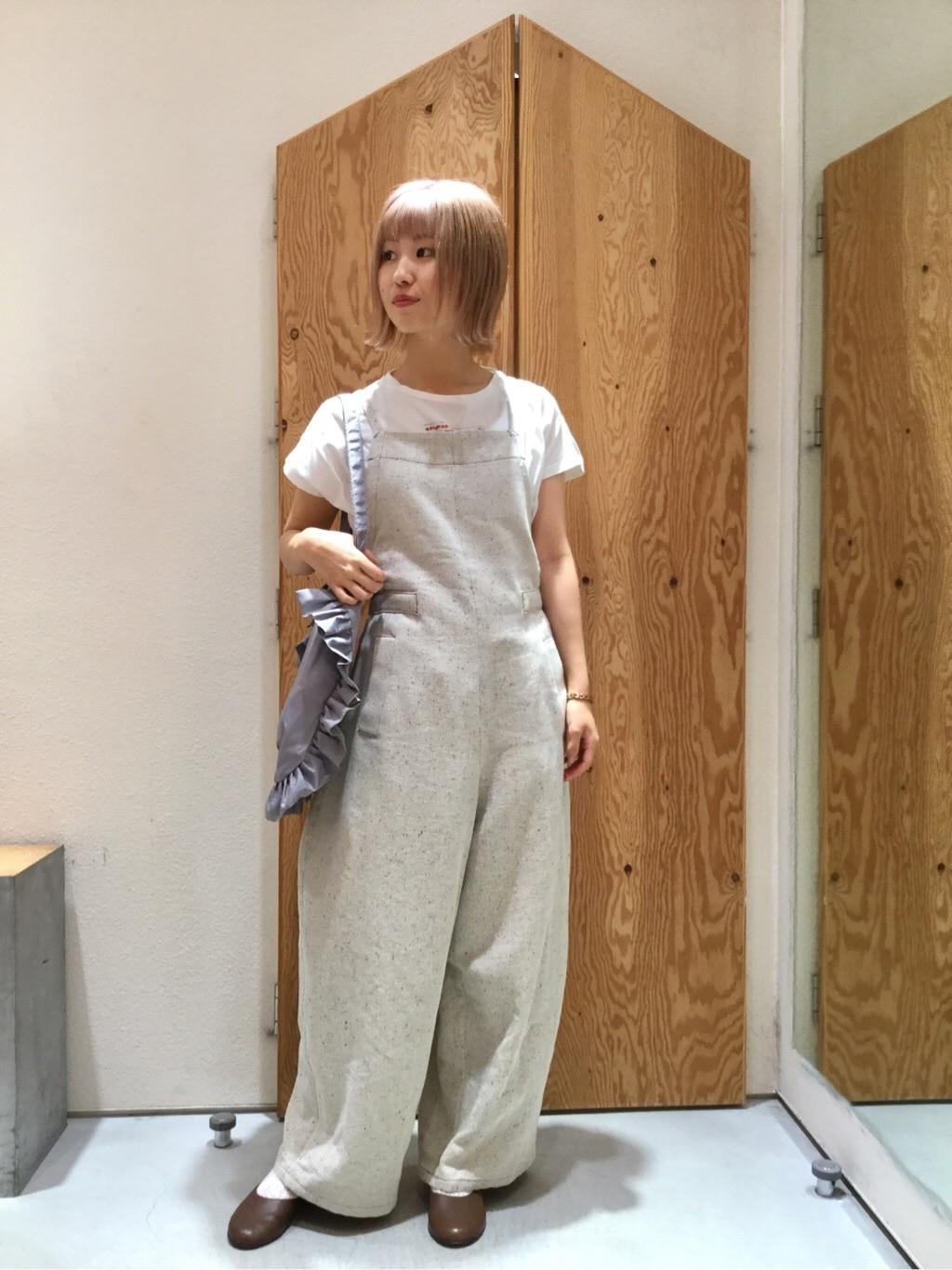 l'atelier du savon グランフロント大阪 身長:157cm 2019.08.17