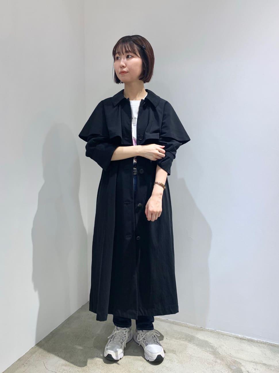 l'atelier du savon ルクア大阪 身長:157cm 2021.10.01