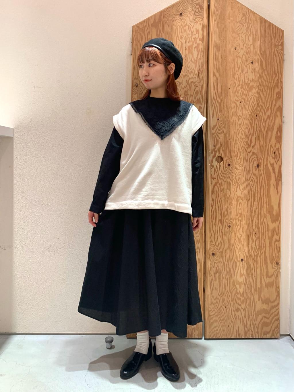 l'atelier du savon グランフロント大阪 身長:157cm 2021.01.29