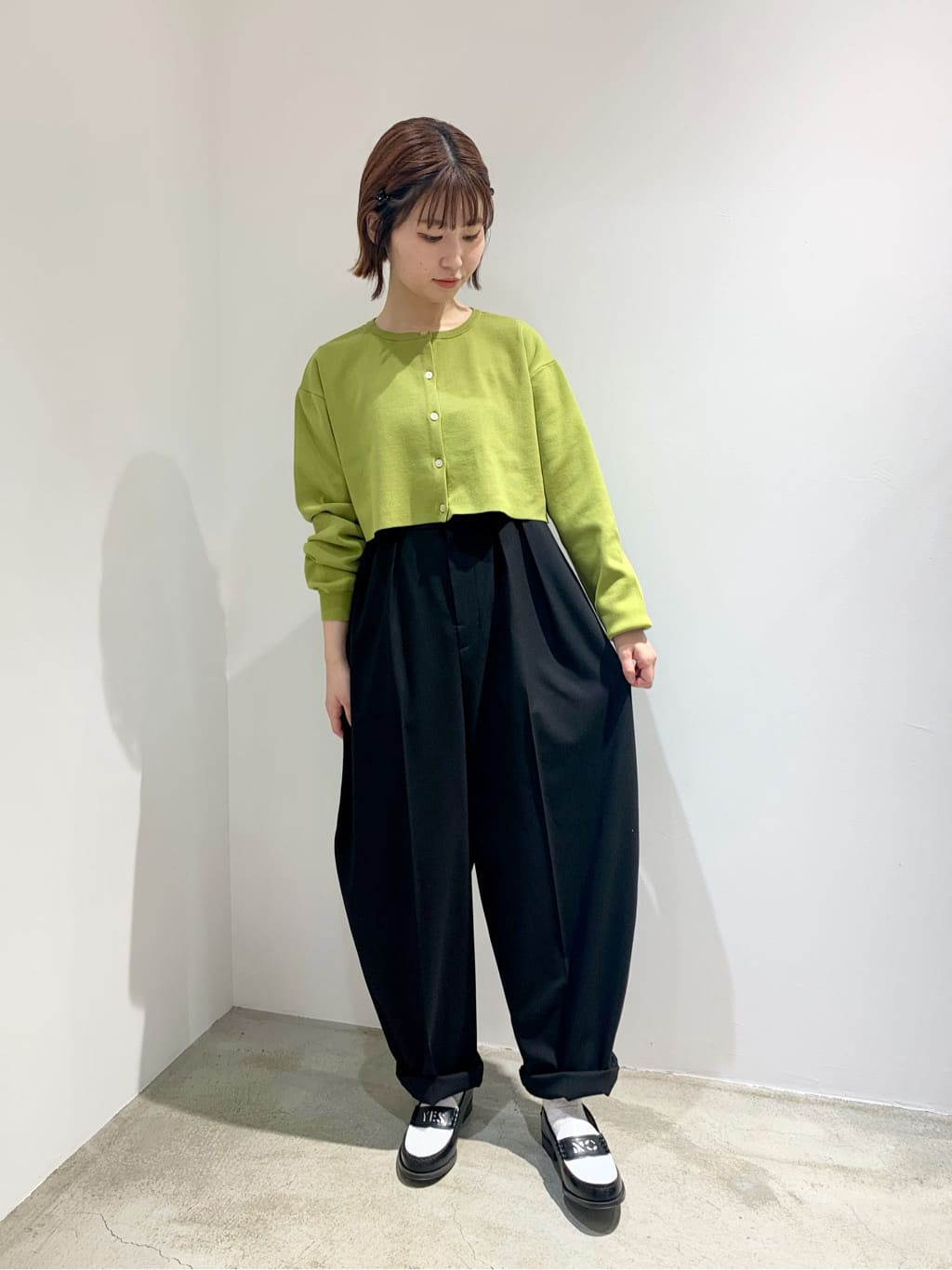 l'atelier du savon ルクア大阪 身長:157cm 2021.09.07