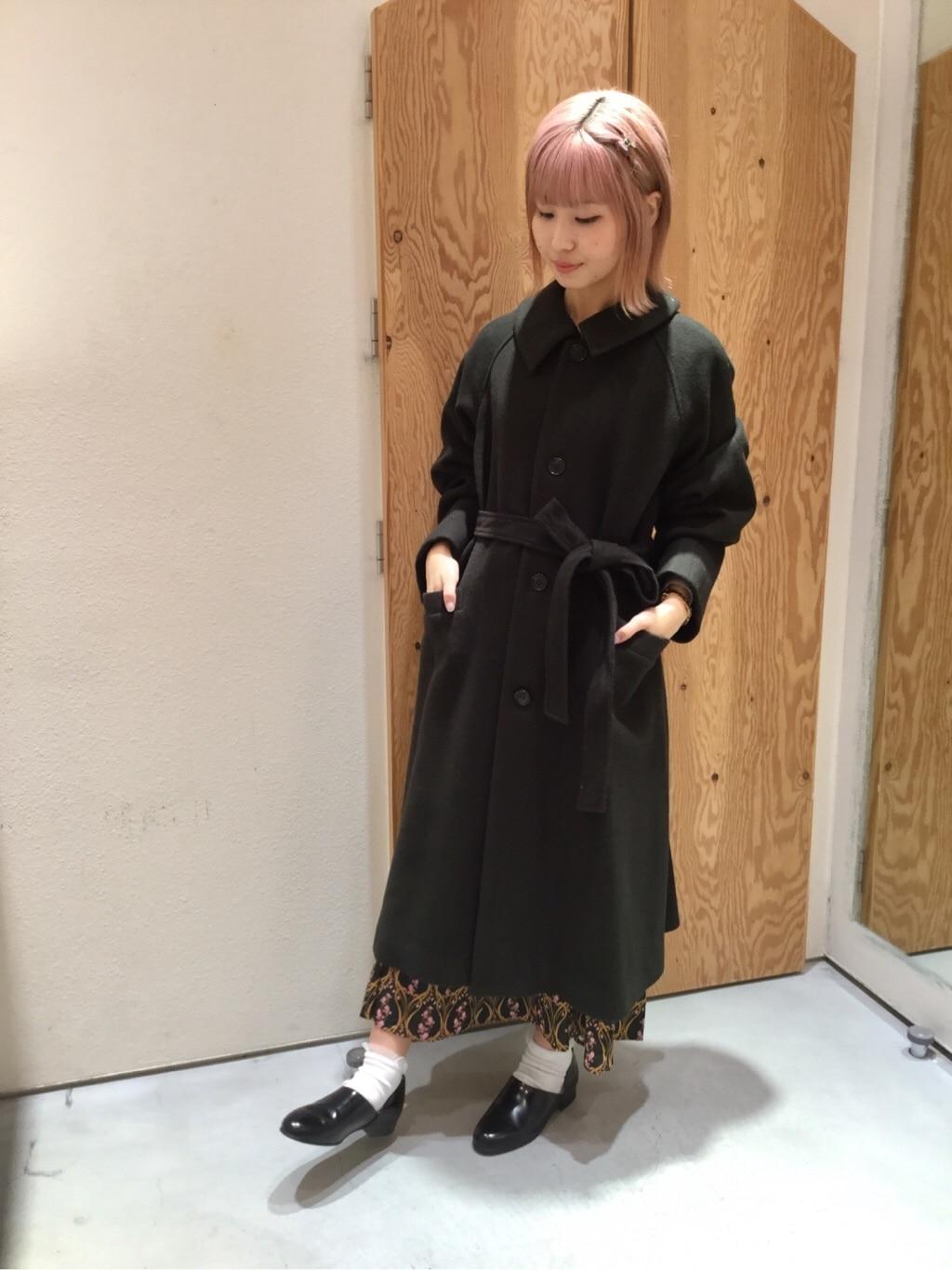 l'atelier du savon グランフロント大阪 身長:157cm 2019.09.26