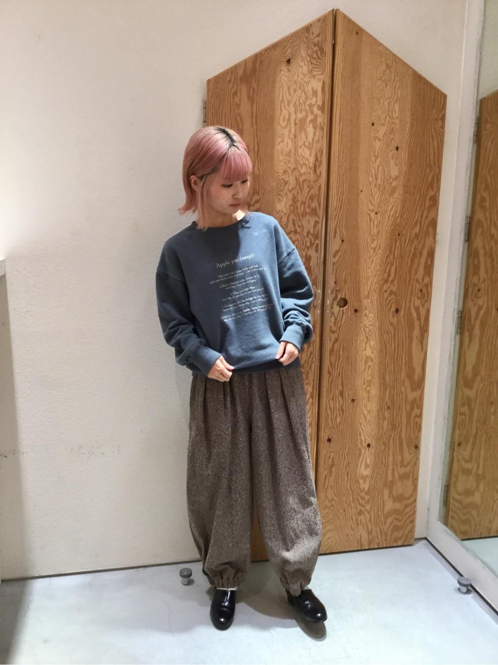 l'atelier du savon グランフロント大阪 身長:157cm 2019.10.07