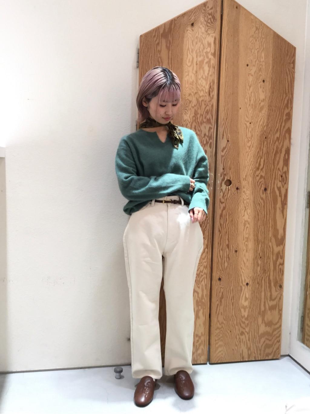 l'atelier du savon グランフロント大阪 身長:157cm 2019.12.20