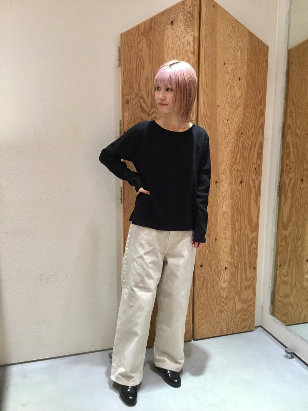 l'atelier du savon グランフロント大阪 身長:157cm 2019.11.09