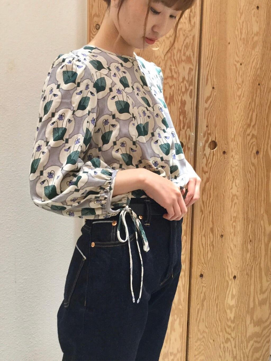 l'atelier du savon グランフロント大阪 身長:157cm 2020.04.14