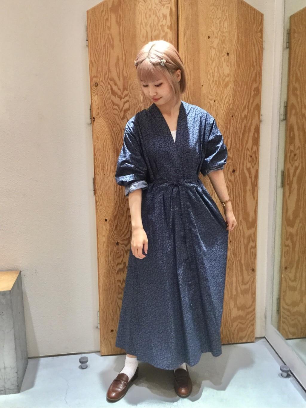 l'atelier du savon グランフロント大阪 身長:157cm 2019.07.26